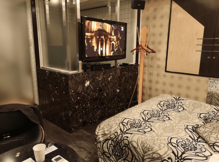 bside1 五反田のラブホテル「B-Side」503号室に入ってみた