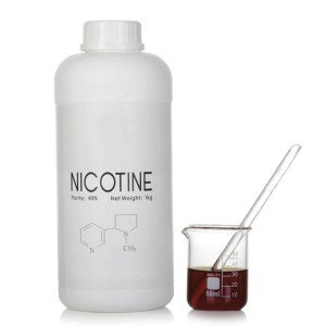 do e-cigs have nicotine and how much