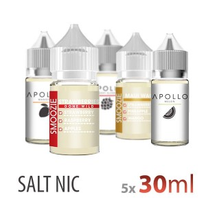 Best 50/50 E-Juice Made In The USA - Apollo E Cigs USA Blog