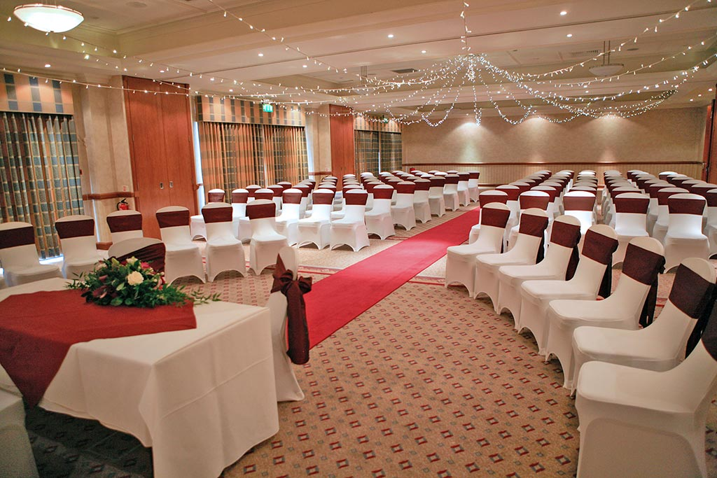 chair covers for weddings basingstoke white ikea licensed wedding venue in apollo hotel large