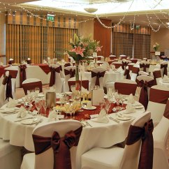 Chair Covers For Weddings Basingstoke Swing Dedon Licensed Wedding Venue In Apollo Hotel Reception At