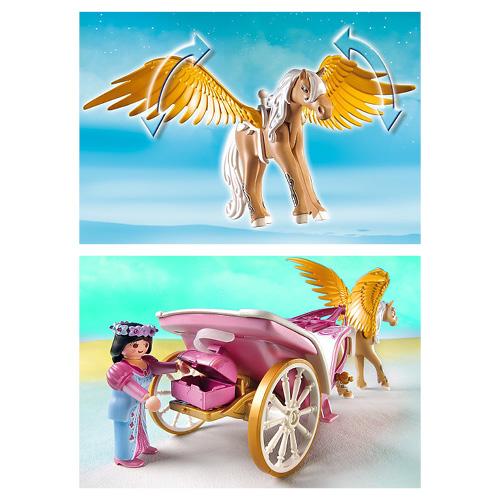 Kočár s Pegasem Playmobil - Apollo Store