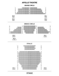 Apollo theatre seating also london plan and seat tips rh apollotheatrelondon