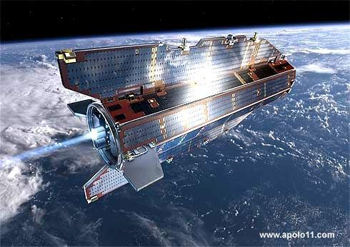 Sonda Espacial GOCE