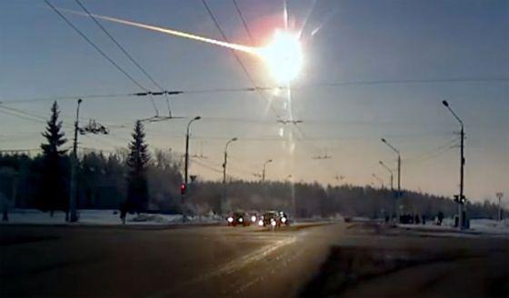 Asteroide de Chelyabisnk