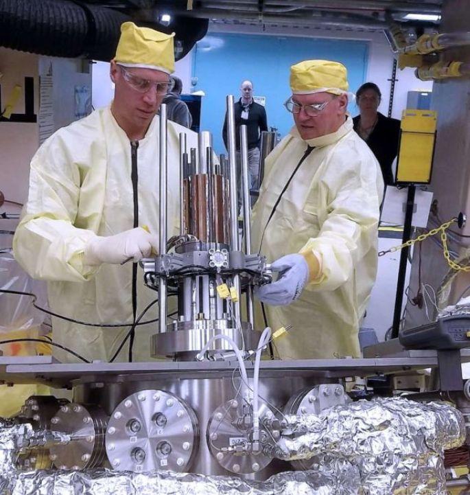 NASA testa novo reator de fissão nuclear