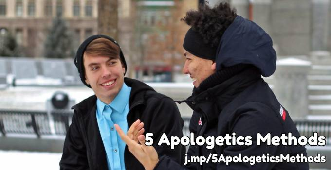 Five Apologetics Methods