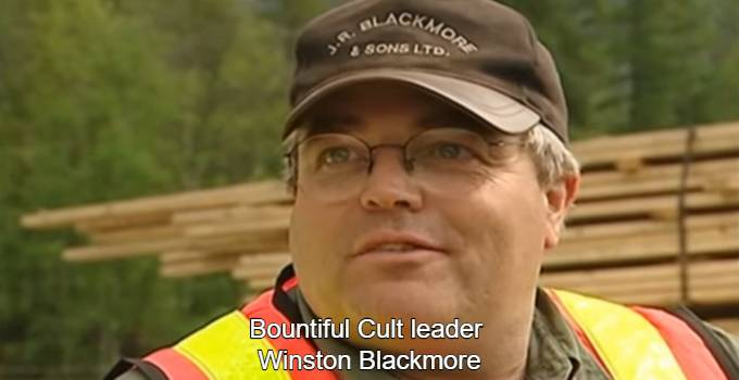 Bountiful cult leader Winston Blackmore