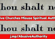 spiritual authority abuse