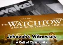 Jehovah's Witnesses cult