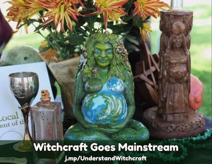 understand witchcraft
