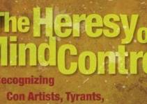 Book cover Heresy of Mind Control