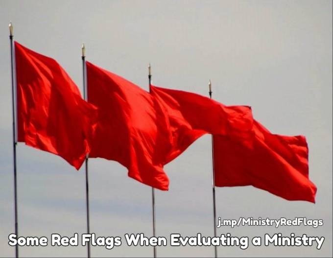 evaluate ministries