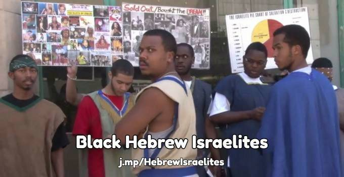 Black Hebrew Israelites