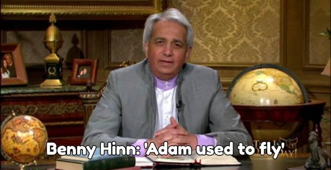 adam flew