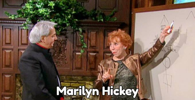 televangelist Marilyn Hickey
