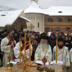 Părintele Justin Pârvu: Cuvânt testamentar către români la Botezul Domnului