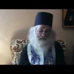 Mesajul Parintelui Justin pentru conferinta de la Iasi din 19 martie 2012, unde sfintele moaste de la Aiud au izvorat mir