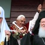 Cand patriarhii ortodocsi se cearta, papa castiga!?