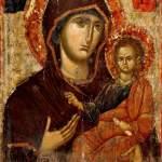 Nasterea Maicii Domnului – Maica milei, a milostivirii si a izbavirii neamului omenesc. In dar, icoana de la Neamt