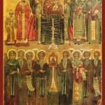 SINODICON-ul Ortodoxiei – Randuiala din Duminica Biruintei Ortodoxiei (prima duminica din Postul Mare)