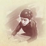 Copilul-scriitor isi saluta fanii. Autorul cartii Temele lui Vlad v-a trimis o scrisoare de multumire
