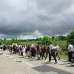 """Drumul Crucii din Moldova pravoslavnica. Imagini ca desprinse din filmul """"Preotul"""""""