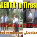 """ALERTĂ la Tiraspol: Milițienii au pătruns în forță în liceul românesc ,,Lucian Blaga"""""""