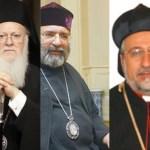 APOSTAZIE: Patriarhul ecumenist Bartolomeu de Istanbul va sluji cu trei ierarhi eretici monofiziți
