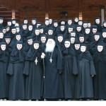Mănăstirea Paltin-Petru Vodă: Protest împotriva cardului de sănătate cu cip, către Casa Națională de Asigurări de Sănătate (C.N.A.S.)