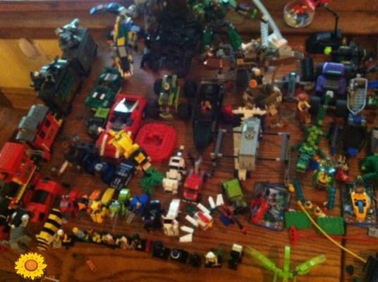 the lego challenge Archives - Rachael Carman