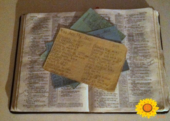 HS-Prayer Cards 1