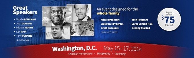 Join Me at Teach Them Diligently in Washington, D.C.