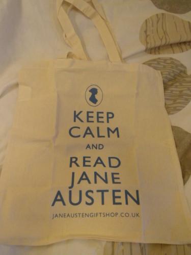 keep calm jane austen