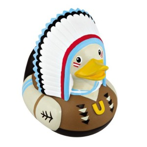 canard de bain village people