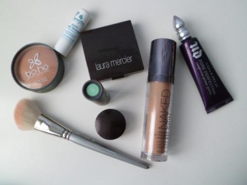 armes maquillage teint mars