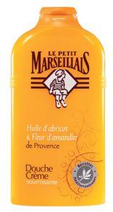 le petit marseillais huile abricot douche crème