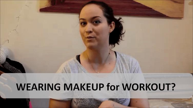 makeup workout