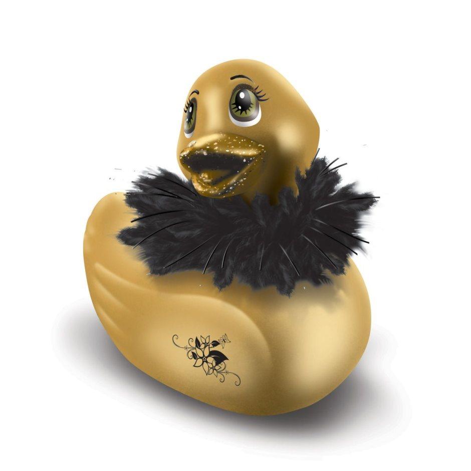 canard doré bain