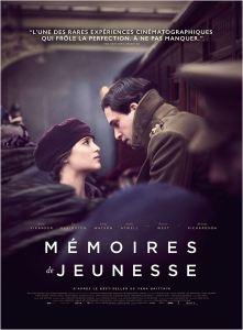 mémoires de jeunesse film