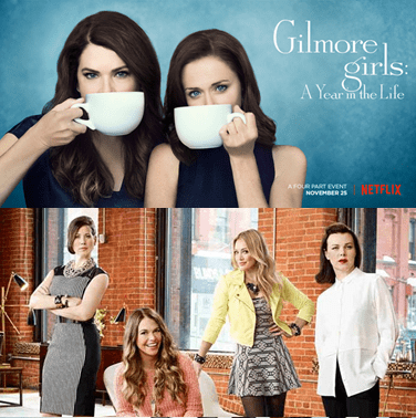 gilmore girls younger