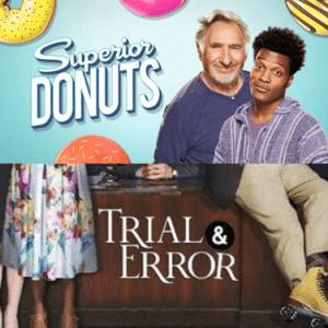 superior donuts trial error