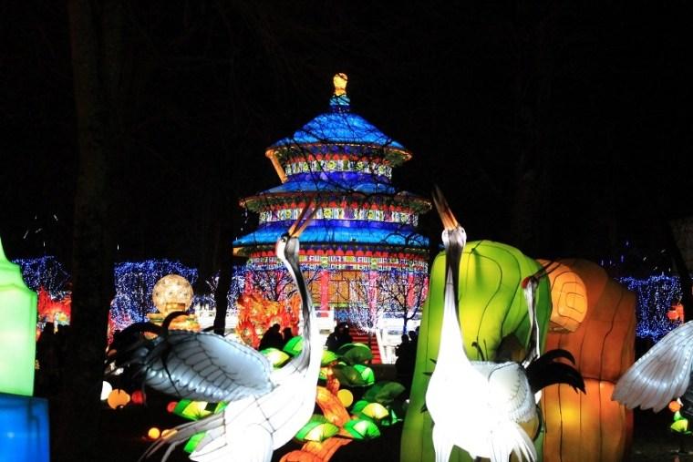 festival des lanternes gaillac oies