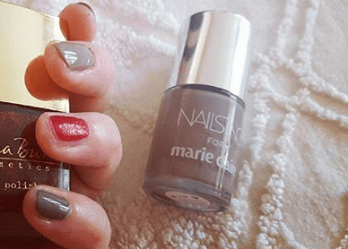 nails inc marie claire