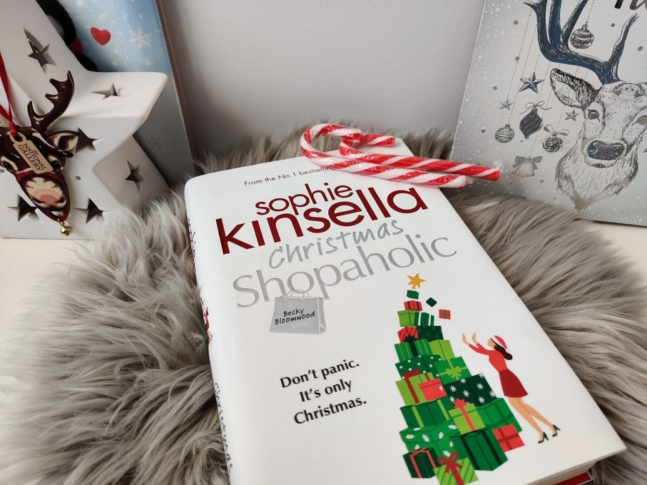 accro-du-shopping-fête-noël-sophie-kinsella
