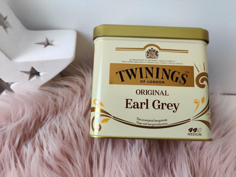 thé noir original earl grey twinings
