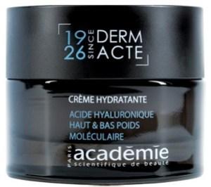 crème hydratante derm acte