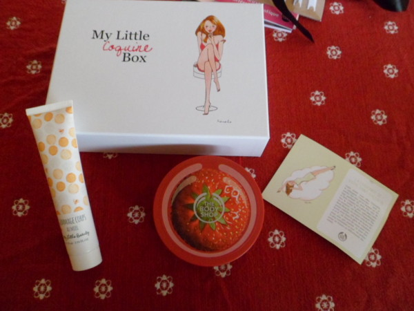 beauté my little coquine box