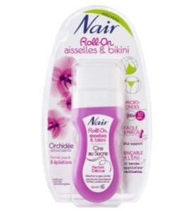 nair roll-on-aisselles-bikini