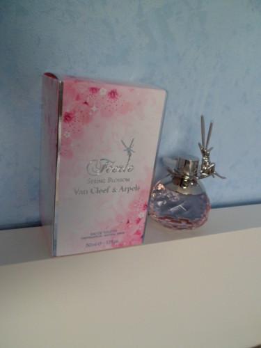 parfum van cleef féérie spring blossom